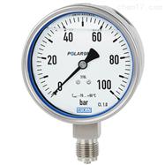 PG23HP-SWIKA威卡波登管壓力表