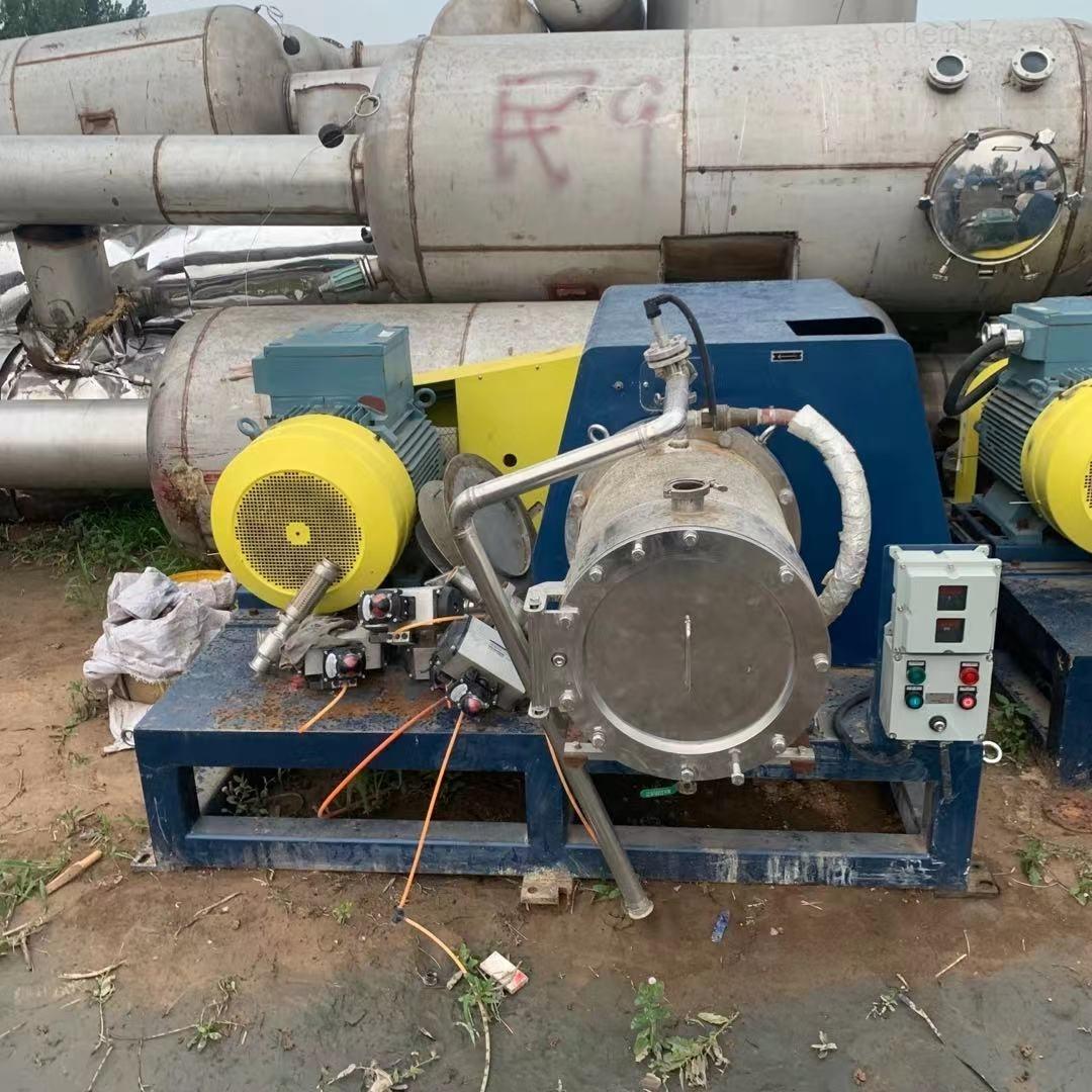二手DMQ-80L卧式纳米砂磨机