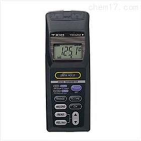 TX1001温度计90020温度探头日本横河Yokogawa