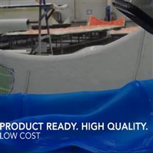HY-ZK復合材料配件硅膠真空袋材料