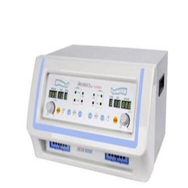 6腔双人型 韩国元产业空气波压力治疗仪