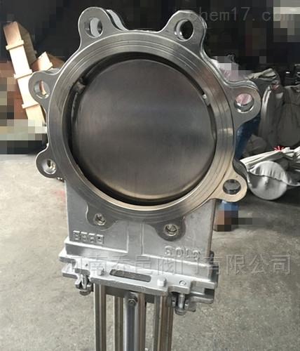 310S气动高温排渣阀