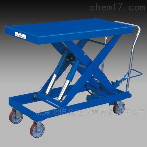 液压升降平台车 试验仪器承载升降平台车 试验仪器液压平台车