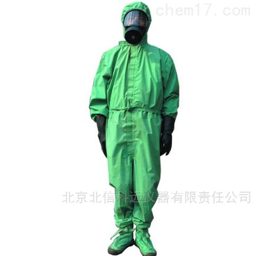 连体式防毒衣 高能燃料燃烧废气防毒衣