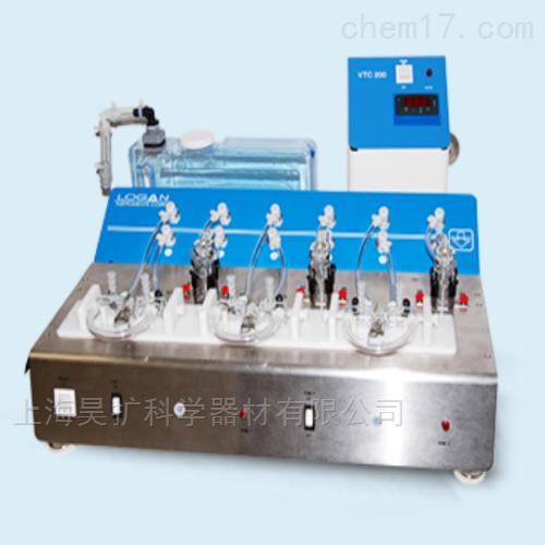 LOGAN禄亘水夹层水平式兼直立式透皮扩散仪