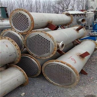 回收二手螺旋板式换热器