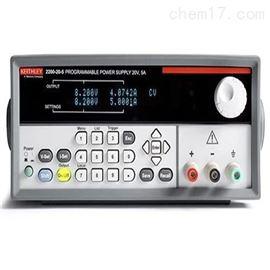 吉时利 2200 系列可编程直流电源