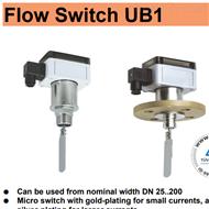UB1Honsberg豪斯派克浆型挡板流量开关流量计