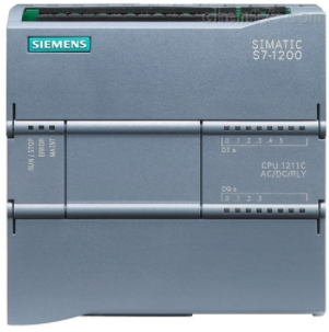 西门子PLC中央控制单元CPU1214C