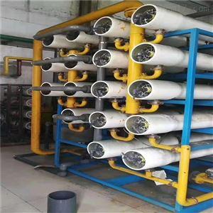 闲置二手0.5吨纯水处理设备价格