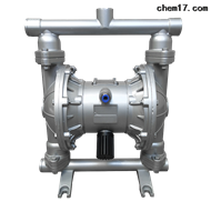 QBY厂家直销铝合金气动隔膜泵