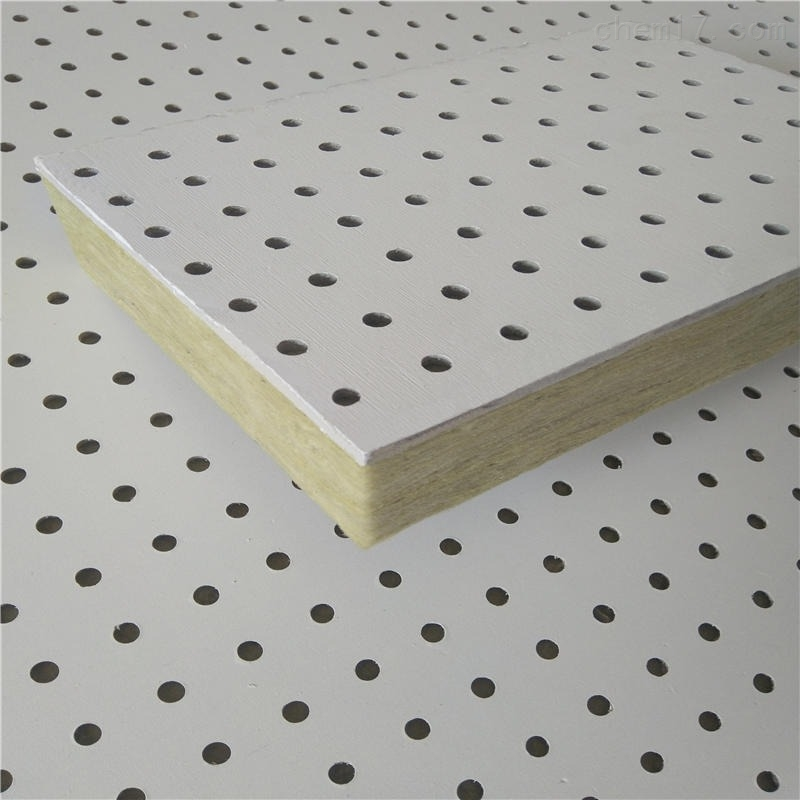 15mm硅酸钙板多用吸音板