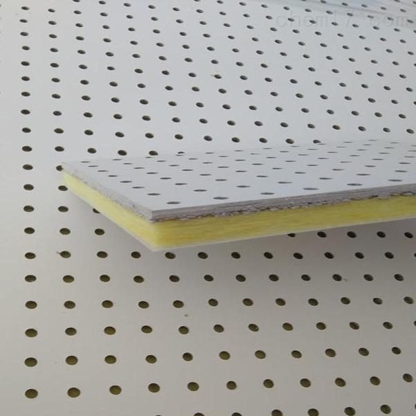 硅酸钙板穿孔板防潮隔热