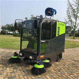 多功能电动驾驶式清扫车