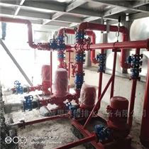 定制地埋式箱泵一体化消防泵站组成及安装