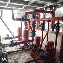 抗浮式一体化消防增压泵站选型详细内容
