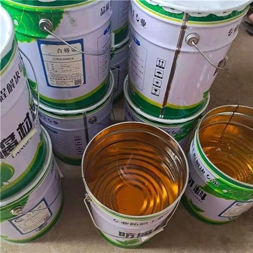 不饱和树脂防腐环氧树脂垃圾储存池防腐