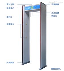 LB-311X体温筛查安检门