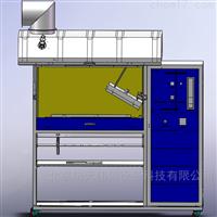鋪地材料輻射熱通量試驗裝置