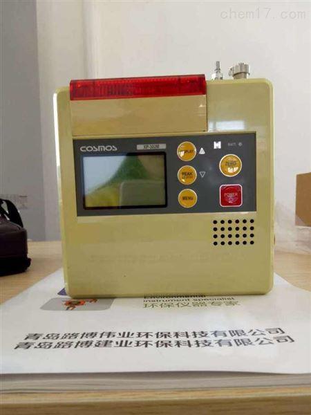 日本新宇宙四合一气体检测仪