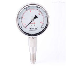 PT124Y-622压板式卫生隔膜压力表