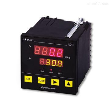 N60智能数字压力温度显示仪表