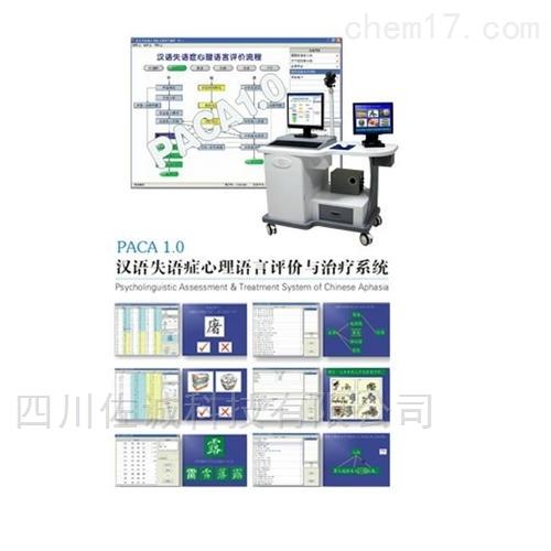 PACA 1.0型汉语失语症心理语言测评治疗系统