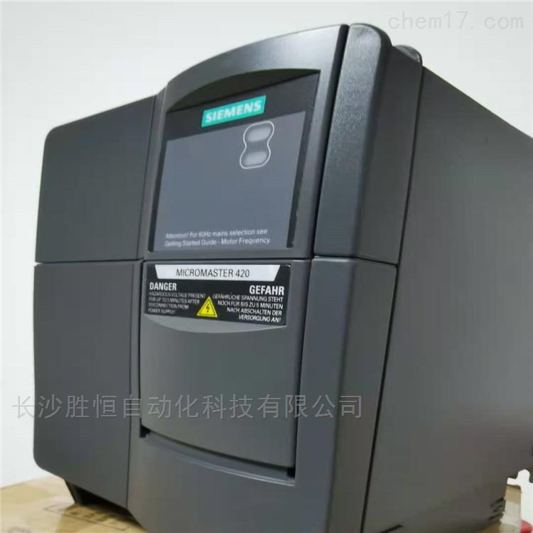 西门子6SE6440-2UC23-0CA1变频器功率3kw
