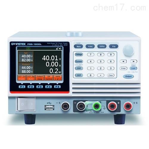 PSB-1000系列多量程台式直流电源