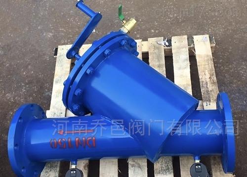 手摇灌溉网式过滤器