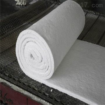 硅酸铝保温纤维卷毡厂家现货发货价格