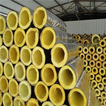 27-1220安徽省阜阳市施工W38铝箔玻璃棉保温管价格