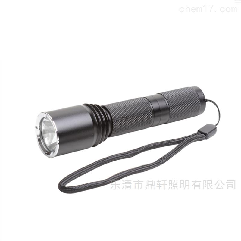 鼎轩照明IP65固态强光防爆电筒消防防汛照明