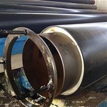 管径820聚氨酯埋地供水保温管