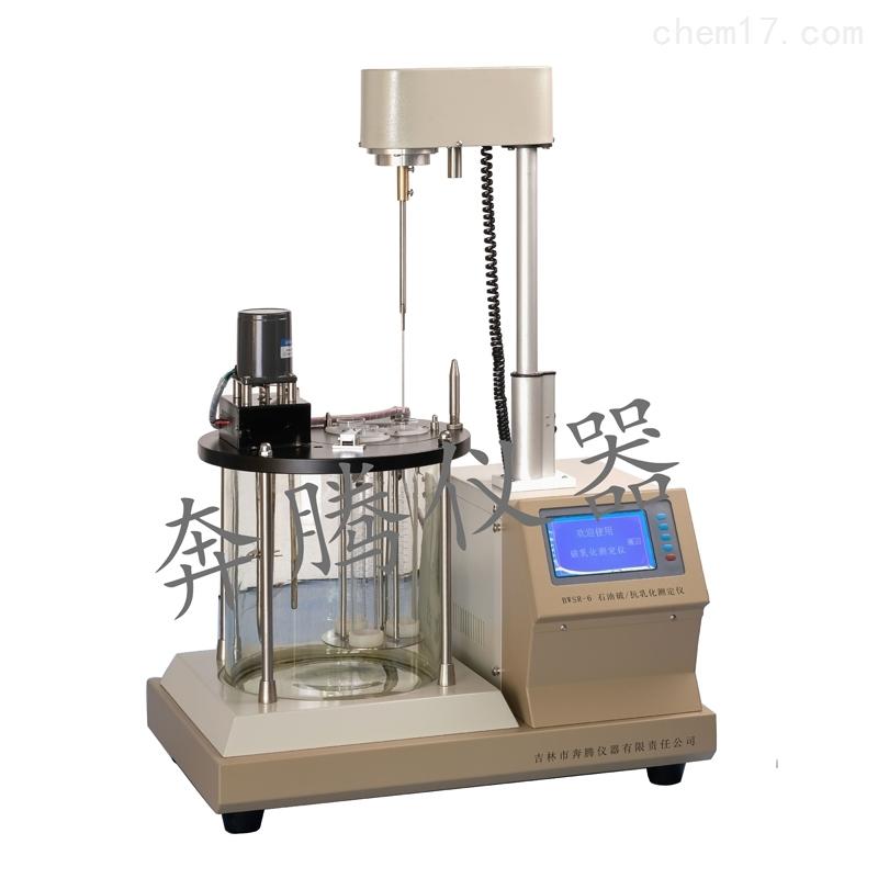 GB/T7605/7305石油和合成液水分离性测定仪