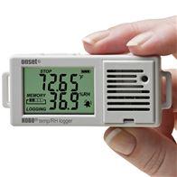 UX100-003美国进口HOBO温湿度记录仪液晶屏USB接口