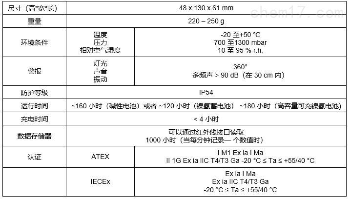 x-am5100技术参数