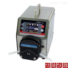 BT600L定時液體加料泵 反應器灌裝計量泵