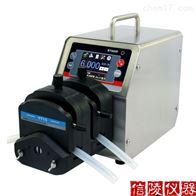 反应器蠕动泵 BT100F智能灌装恒流泵