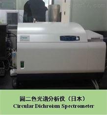 圆二色光谱分析仪(J-815)样品分析