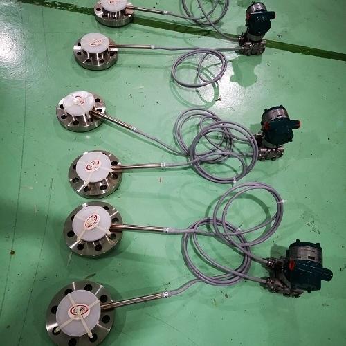 EJA118E/Z隔膜密封式差压变速器内嵌式膜片