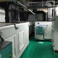 HZD煙臺潔凈廠房凈化空調之雙風機系統