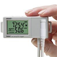 UX100-023美国Onset HOBO外接式温湿度记录仪