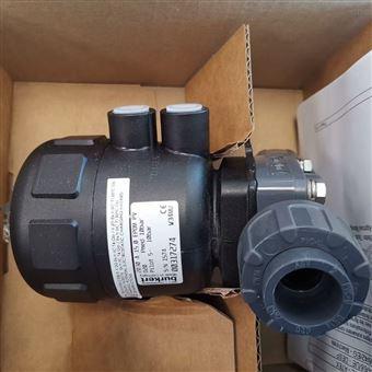 隔膜阀3/4寸DN15 317274宝德Burkert气动隔膜阀2030型PVC油拧式