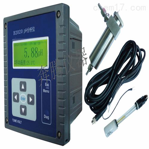 水质测试仪在线PH分析仪