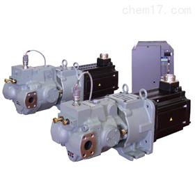 日本油研技术参数,YUKEN电机驱动泵