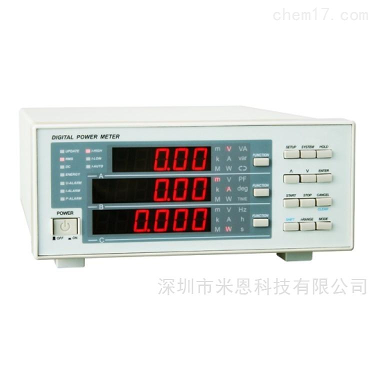 仪迪IDI9921P 单相交直流功率分析仪