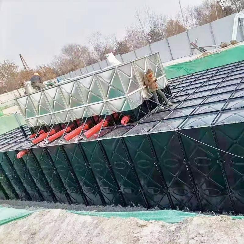 保定抗浮地埋式消防箱泵一体化厂家