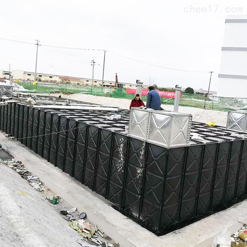 河北抗浮地埋消防箱泵一体化水箱价格