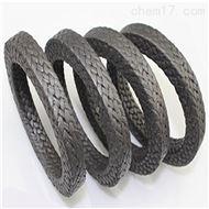 加金属丝石墨填料盘根绳膨胀石墨盘根环